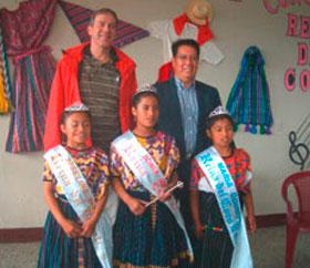 Schulfest Guatemala, Charity