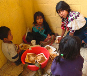 Kinderzukunft Guatemala Charityprojekt