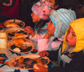 Stiftung Kinderzukunft, Charity Projekte