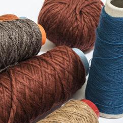 Wolle Strickgarn, feinste Qualität