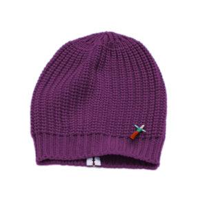 Mütze klassisch, Serie Peacy, Farbe Lila