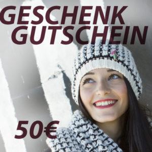 meinfrollein Geschenkgutschein 50 Euro