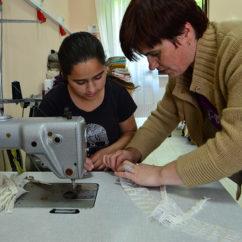 Spendenprojekt in Bosnien, Kinderdorf Selo Mira