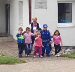 bosnisches Kinderdorf selo Mira