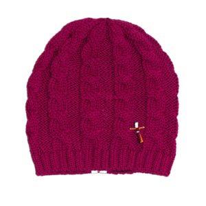 Bio Mütze Indira aus Bio Baumwolle