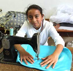 meinfrollein Spendenprojekt, Guatemala