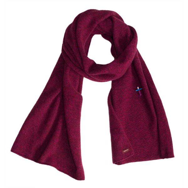 Meinfrollein Schal aus recyceltem Kaschmir RS18-0604-77