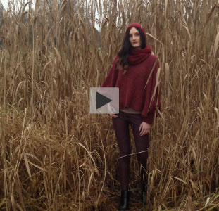 making of movie meinfrollein AW16/17