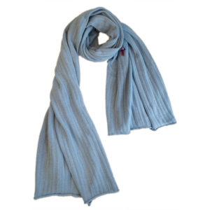 Schal Stola Winona, Bleu
