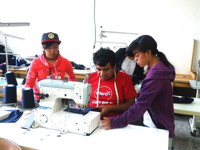 Charity-Projekt in Guatemala