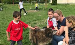 meinfrollein, fairtrade Charity Projekt Rumänien
