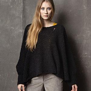 Poncho-Pullover Styles, Cape Styles aus Wolle von Meinfrollein